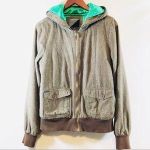 Volcom jacket size Lg